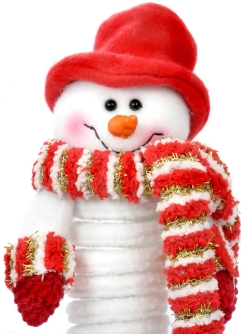 Christmas_wallpapers_A_happy_snowman_on_a_white_background_on_Christmas_052607_